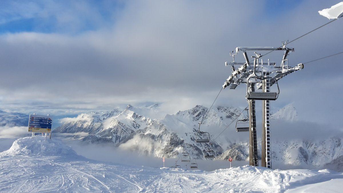 AOR Skiweekend